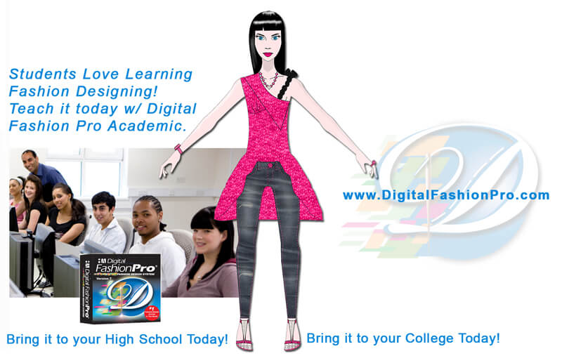 Fashion Design Software For Family And Consumer Sciences Fcs Career And Technology Education Cte