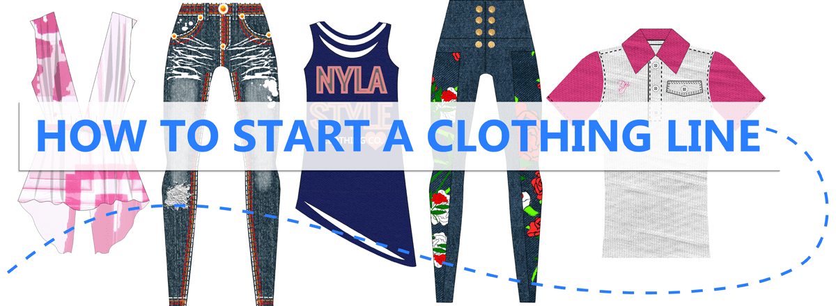 Starting a clothing line - how to start your own clothing line - get help