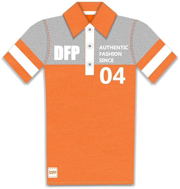 Mens Polo Design 1D - Designing Mens Fashion Software