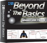 Beyond the Basics - Advance Fashion design training