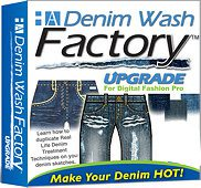 design your own denim jeans - Denim Wash Factory Upgrade