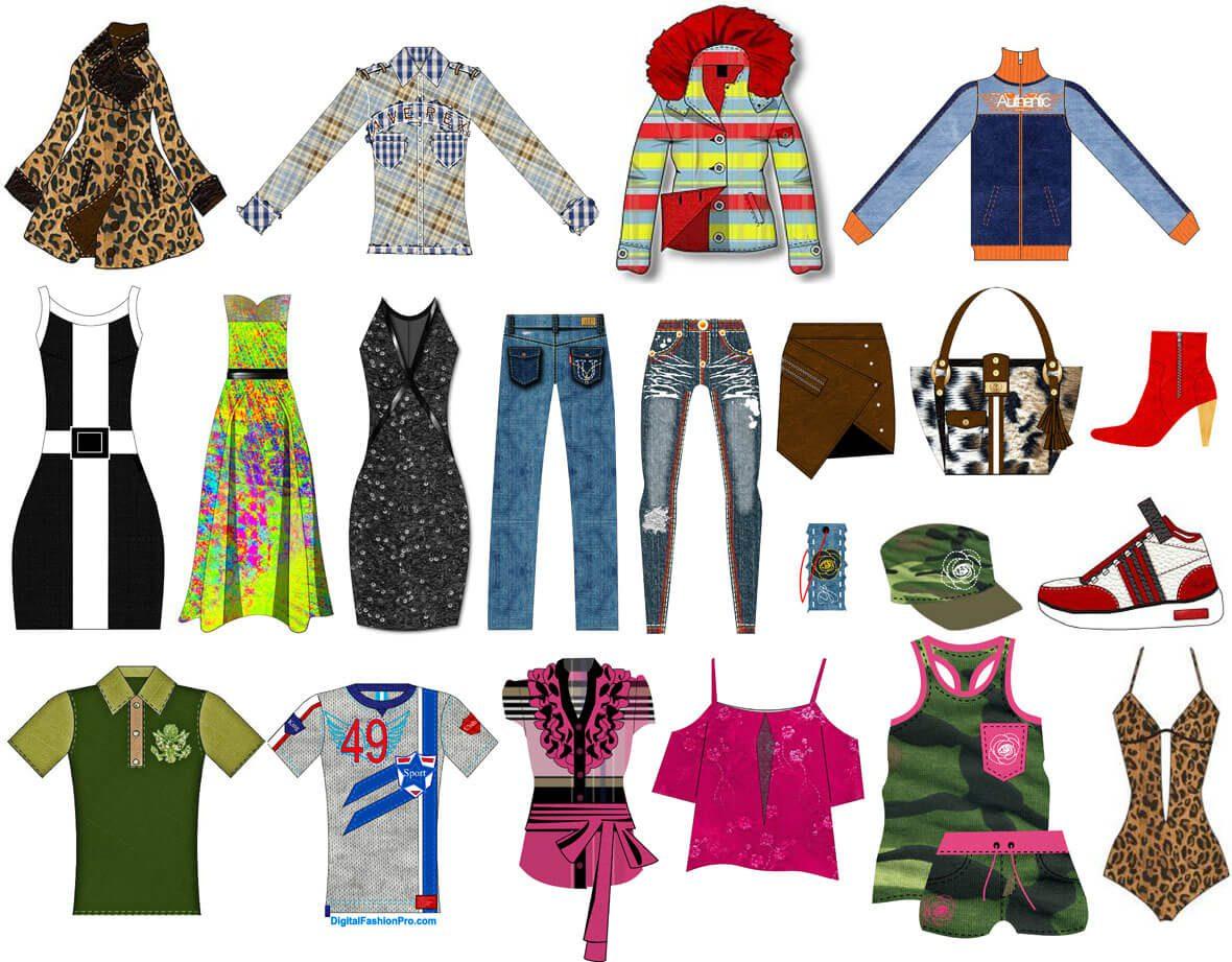 Fashion Design - Upgrade Libraries for Digital Fashion Pro