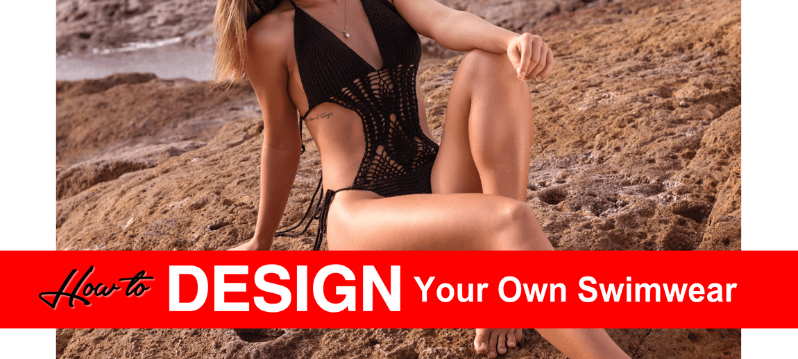 how to start a swimwear line - design your own swimwear