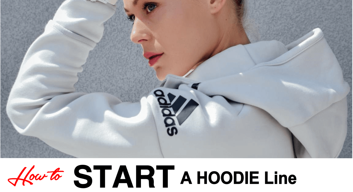 How to Start a Hoodie Line - Design Your Own Hoodies