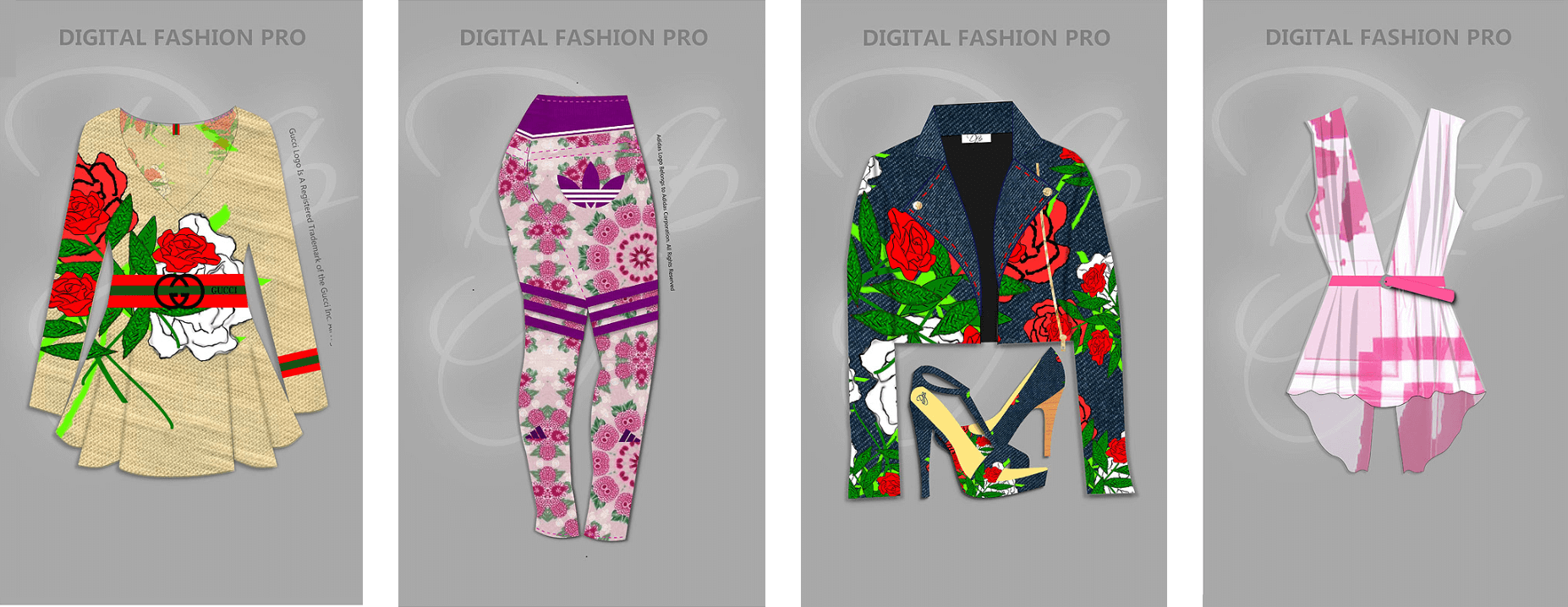 Staritng a clothing line fashion design software - Digital Fashion Pro
