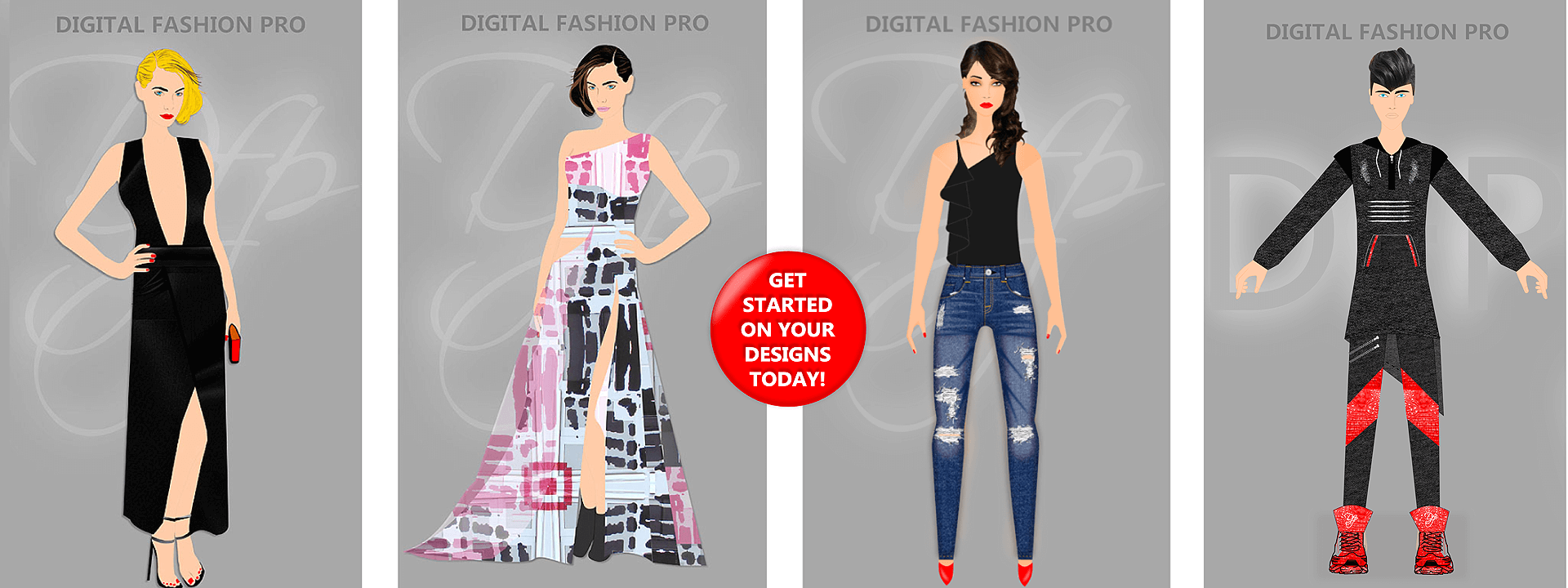 Clothing Design Software - Design Your Own Clothing - Digital Fashion Pro