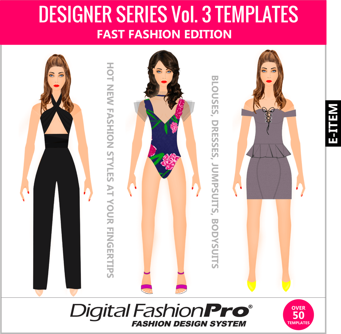 Designer-Series-3-Clothing-Templates---Inspired by - FashionNova - Forever 21 - Shein - Boohoo Style