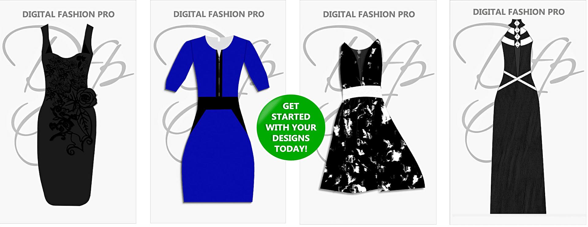 Fashion Design Software - Design Clothing - Start a clothing line - Digital Fashion Pro