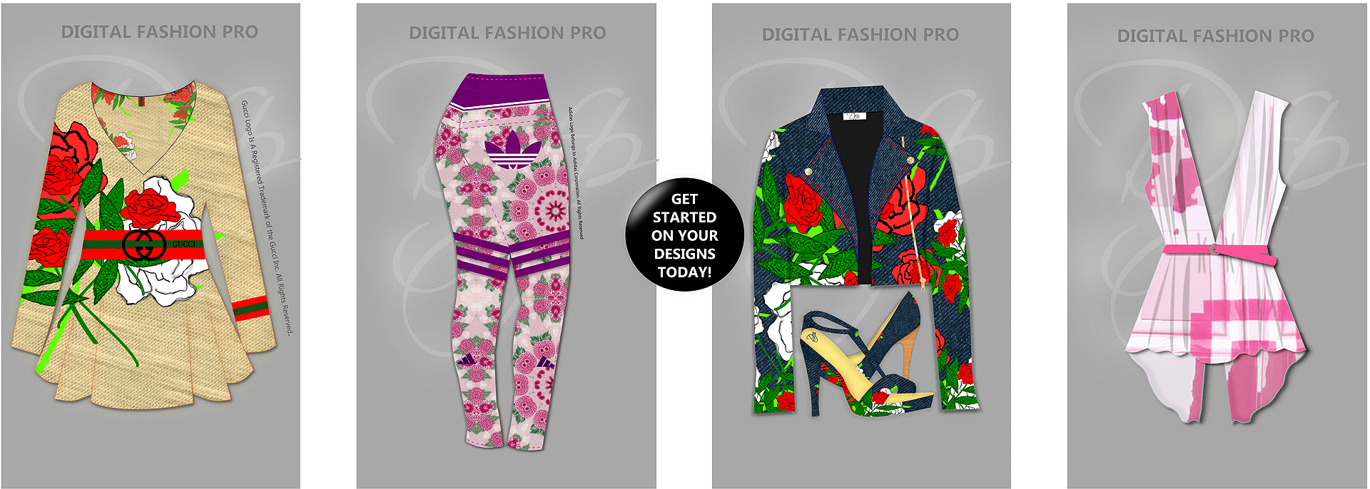 Starting a clothing line fashion design software - Digital Fashion Pro