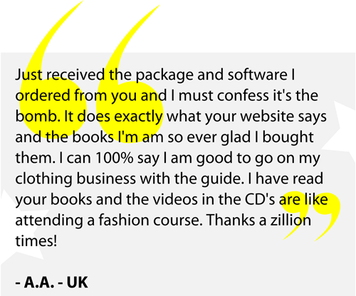 Digital Fashion Pro Testimonial