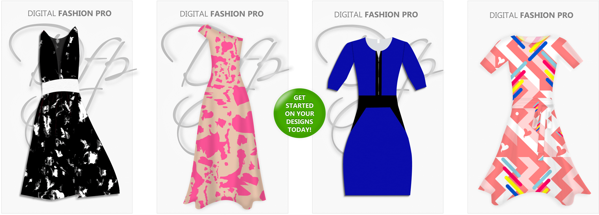 Fashion Design Software - Design Clothing - Start a clothing line - Digital Fashion Pro