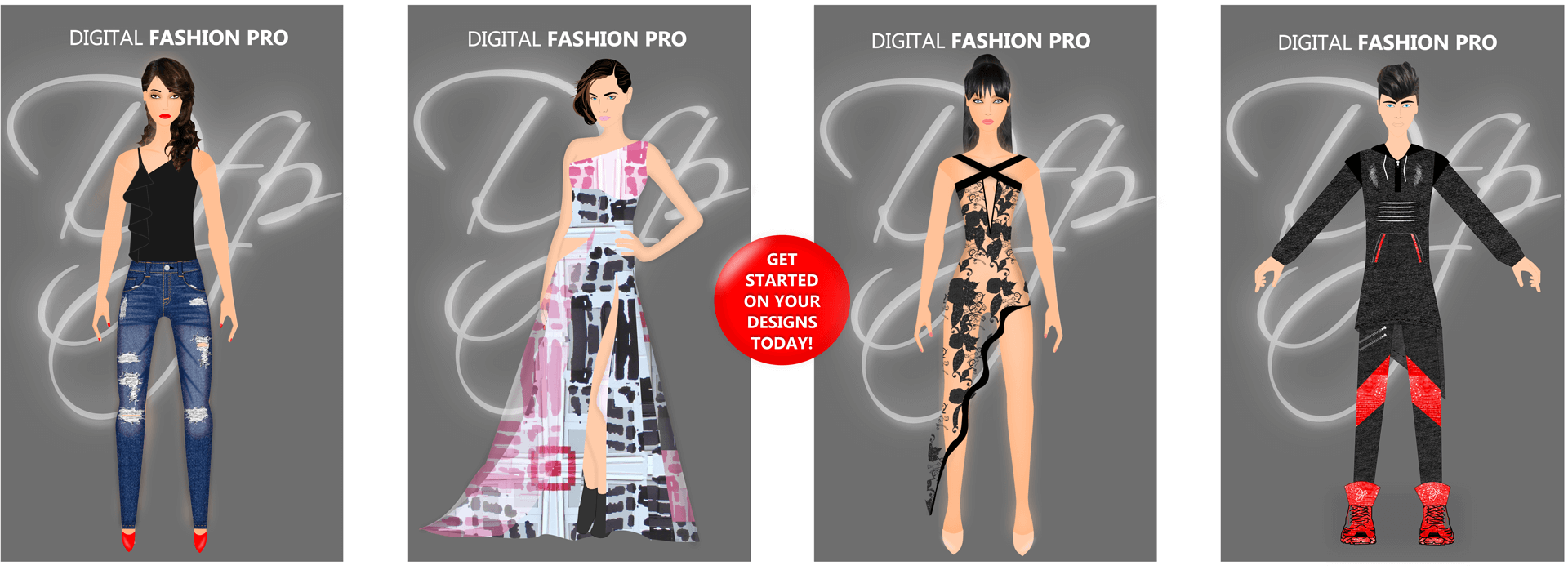 Fashion Design Software - Design Your Own Clothing - Digital Fashion Pro
